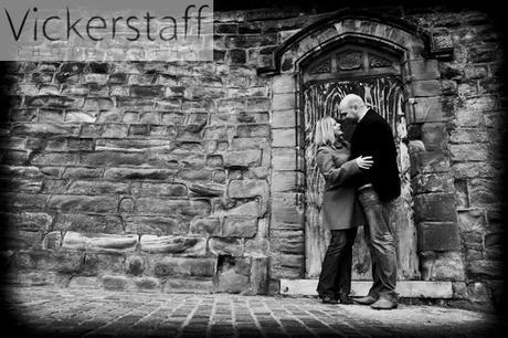 Chester Engagement Shoot – A Groovy Kind of Love