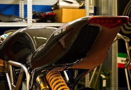 NCR M4 Poggipolini Millona Hailwood Ducati
