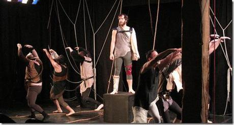 Review: Beowulf (Arcas Productions)