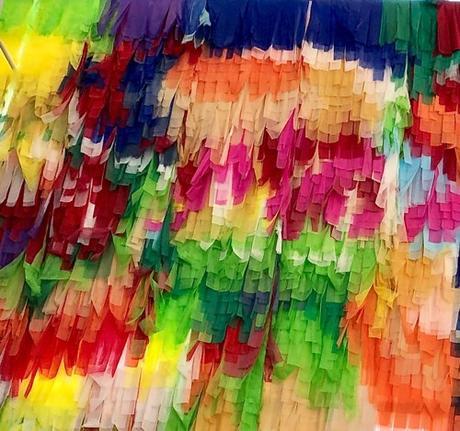 ARTmonday: Piñata-Inspired Installation at the Pru