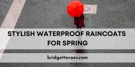 waterproof raincoats