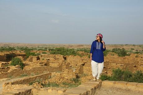Sand Dunes, Jaisalmer, Tanvii.com
