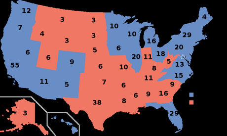 Who is running as a Third Party in the US Presidential Election?