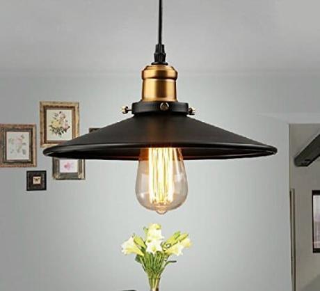 Vintage Edison Lamps & Bulbs decor