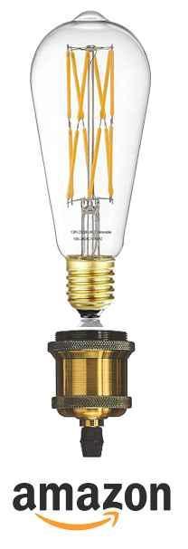 Vintage Lamps & Bulbs Retro Decor