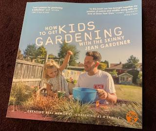 Book Review - How to get kids gardening with the Skinny Jean Gardener by Lee Connelly