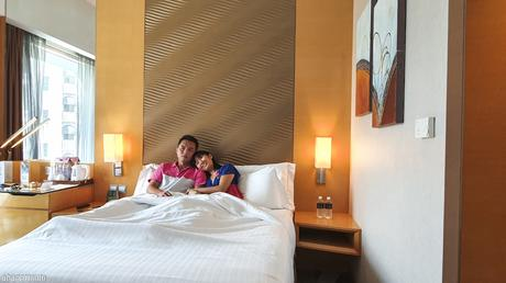Family Moments @ Park Hotel Clarke Quay