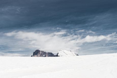 The skiing plateau