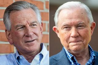 If Jeff Sessions' political career crumbles in GOP Senate race with Tommy Tuberville, his ties to Russia and Balch Bingham law firm likely will spell doom