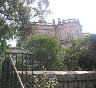 Hyderabad's Once Glorious Errum Manzil Palace In Danger
