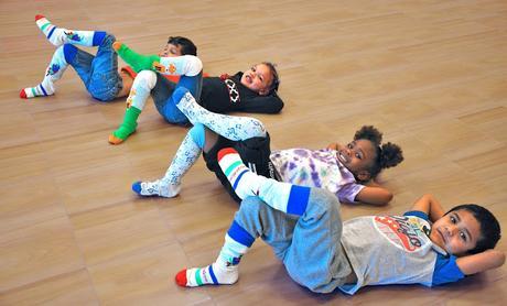 Custom Sock Designs Help Homeless Children Thrive