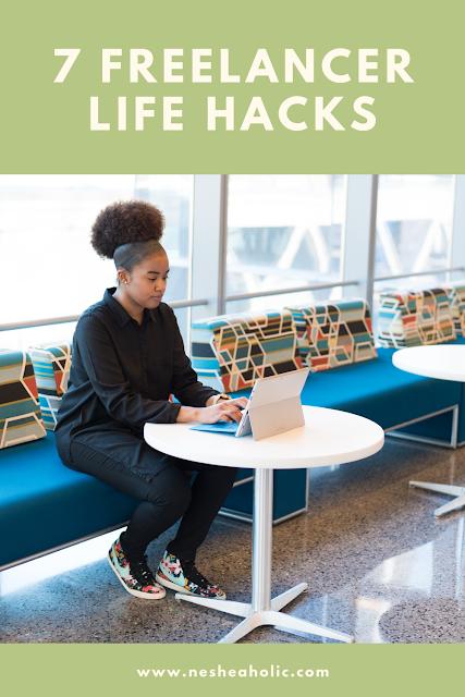 7 Freelancer Life Hacks