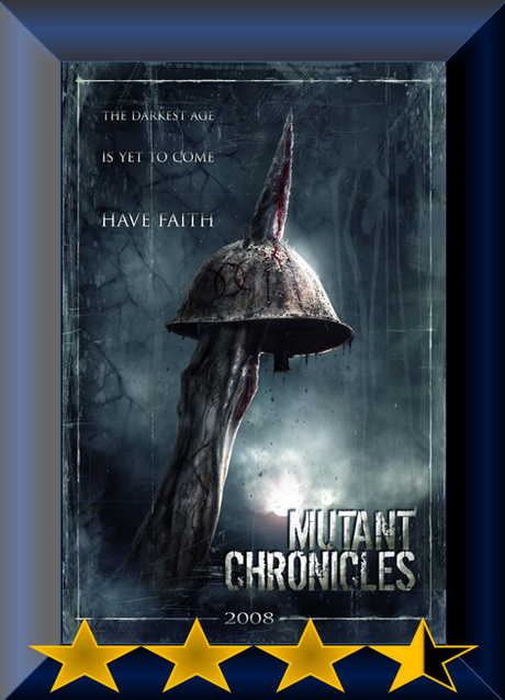 ABC Film Challenge – Favourites – M – Mutant Chronicles (2008) Movie Review