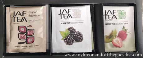 Drink to Your Health: JAF TEA Artisanal Handpicked Teas