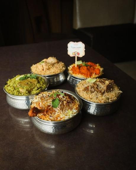 Find the Spicy and healthy biryani in Bangalore and its make us drool
