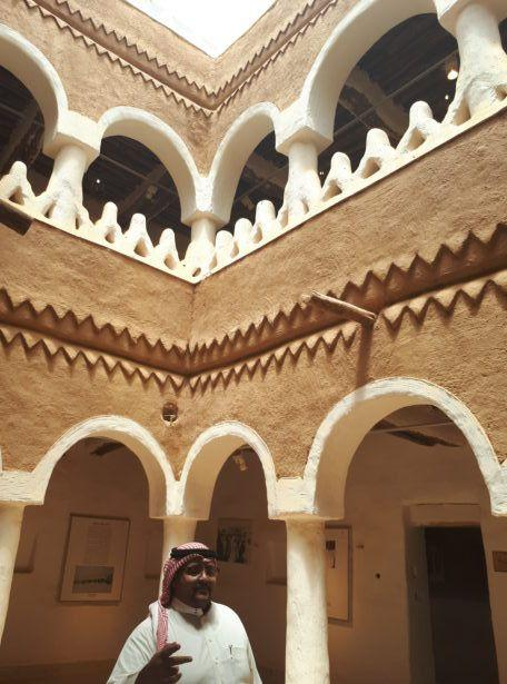 Backpacking in Saudi Arabia: Touring The Walled Mud City of Shaqra