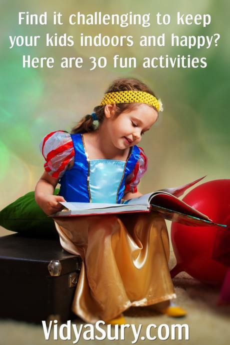 30 fun indoor activities your kids will absolutely love