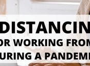 Social-Distancing Style: Style Working from Home During Pandemic
