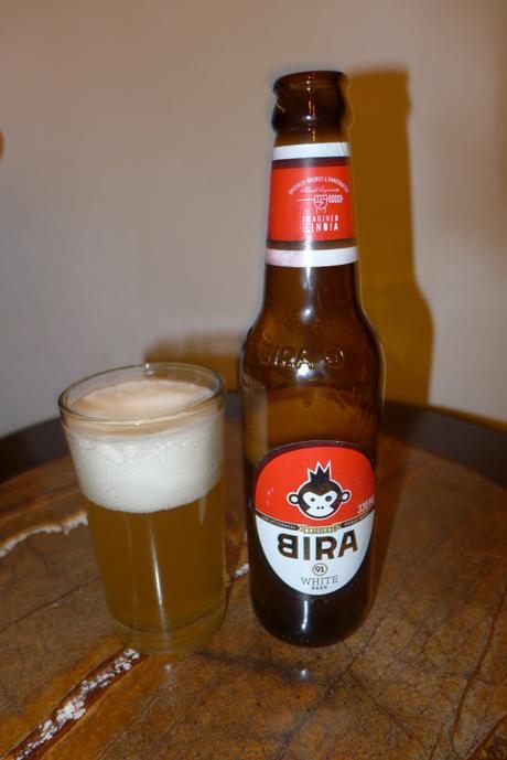 Tasting Notes: Cerana: Bira 91: White