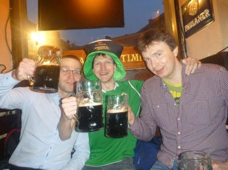 Happy Saint Patrick's Day! My Top 6 Saint Patrick's Days Down The Years