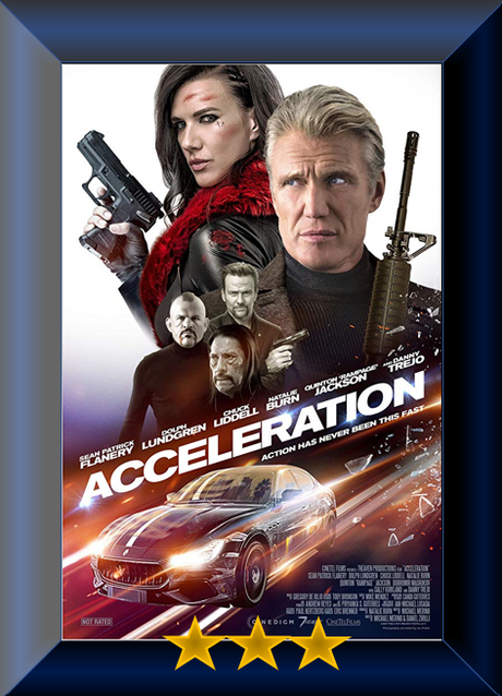 Acceleration (2019) Movie Review