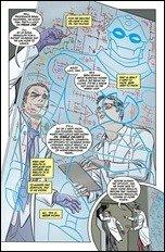 X-Ray Robot #1 by Michael Allred – Preview