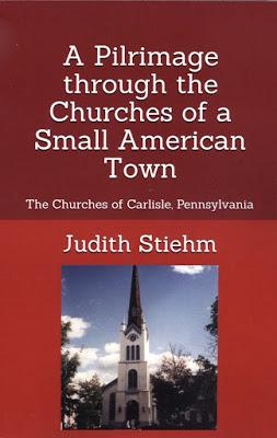 A PILGRIMAGE THROUGH THE CHURCHES OF A SMALL AMERICAN TOWN by Judith Stiehm