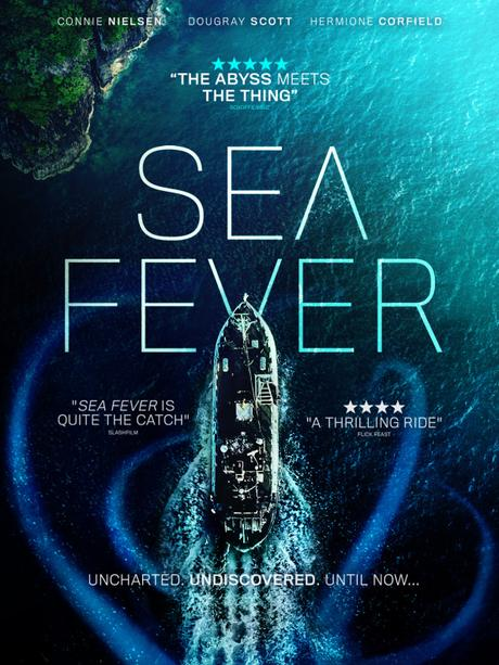 Release Information – Sea Fever on Blu-ray & Digital April 24th.