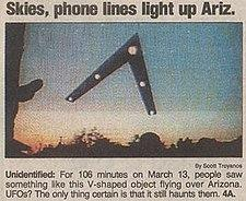 Creepy Mysteries: Phoenix Lights