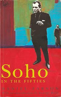 London Reading List – Soho In The 50s & 60s