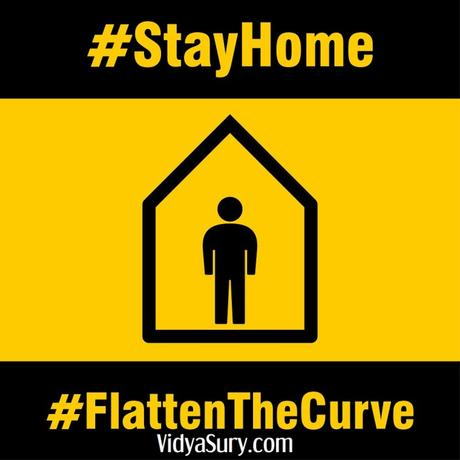 Let's Flatten the Curve with Social Distancing (36 ways) – Urgent
