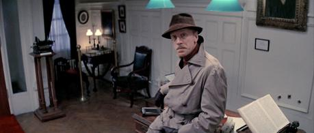 Three Days of the Condor: Joubert's Trench Coat