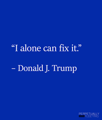 Only WE Can Fix It: Speech by Joe Biden