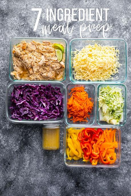 7 Meal Prep Plans (with Shopping Lists!)