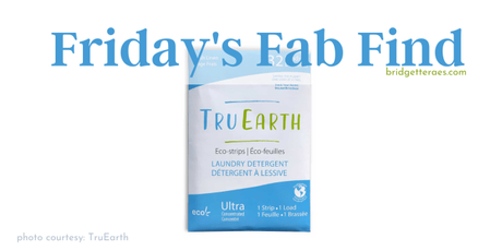 Friday's Fab Find: Tru Earth Laundry Strips