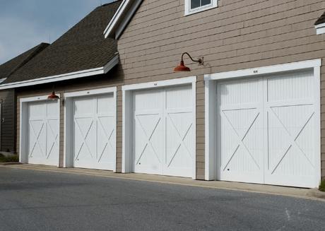 Making Your Garage Door Less Cranky