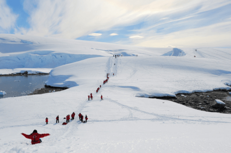 Visiting The World's Most Remote Places