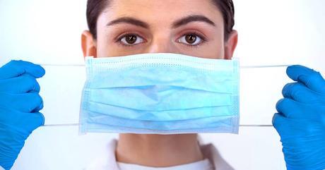 Handcrafting Medical Masks for Brave Healthcare Workers