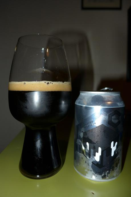Tasting Notes: Crate: Sticky Toffee Stout