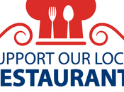 Support Local Restaurants Delivery Take Temporary Closures