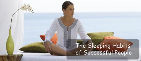 The Sleeping Habits of Successful People