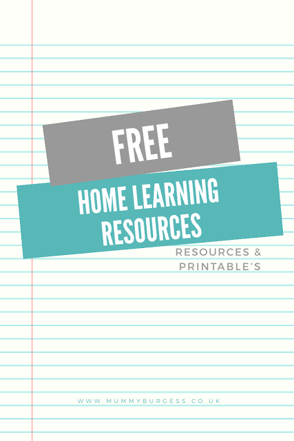 Free Printable's & Resources for Home Education