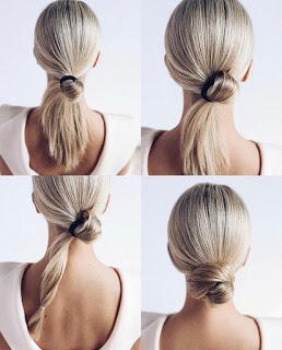 Hairstyles for Bridesmaids - Step by Step