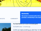 YouTube Sponsor Button Your Channel?