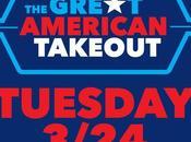 #TheGreatAmericanTakeout: Help Restaurants During COVID-19