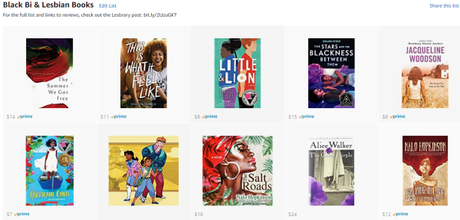 Browse Bi & Lesbian Bisexual Books at the Lesbrary Amazon Shop!