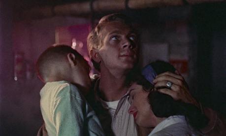 Steve McQueen in The Blob