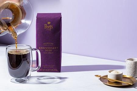 Peet's Coffee - Women Grown Anniversary Coffee 2020