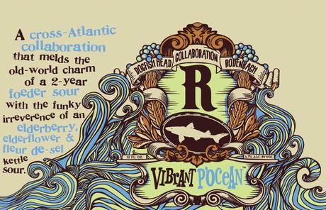 A Review of Vibrant P'Ocean by Dogfish Head and Rodenbach