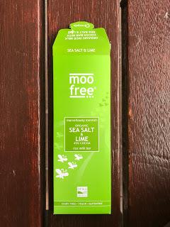 Moo Free Sea Salt & Lime Chocolate Review